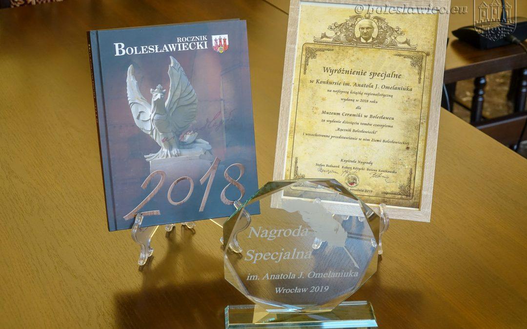 Rocznik Bolesławiecki '2018